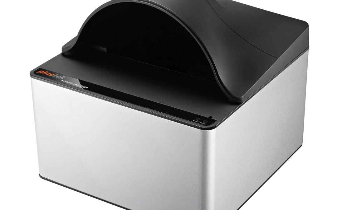 Plustek presenta SecureScan X100
