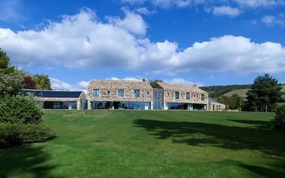 Wood Award, Contour House vince utilizzando legno di latifoglie americano
