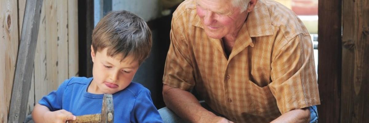 Il bricolage aiuta a mantenersi giovani