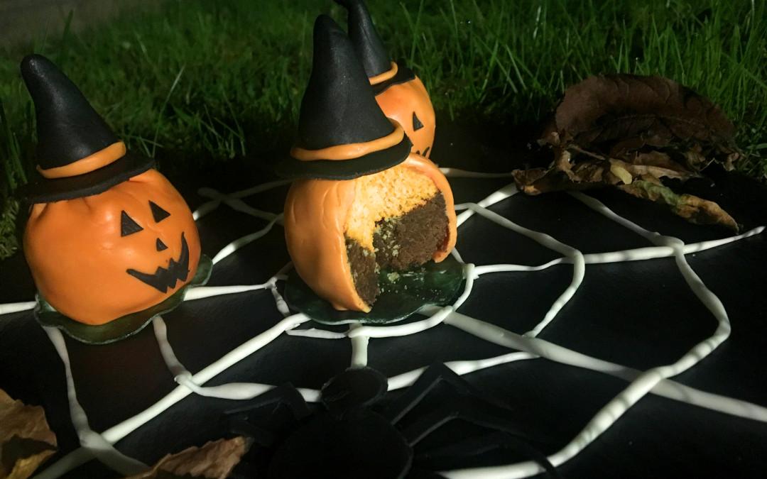 Per un dolce di Halloween perfetto, Le Farine Magiche portano in cucina la Farina di Zucca