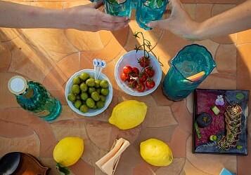 Da ITALICUS®: il tocco giusto di Rosolio Bergamotto per preparare ricette estive abbinate con estro ai suoi cocktail