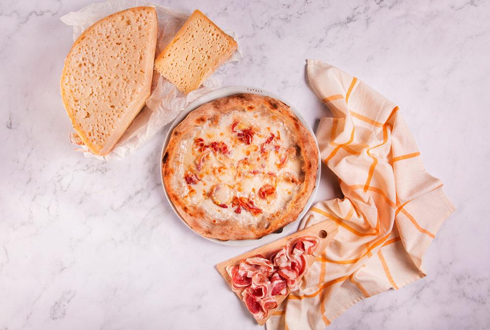 """Eataly: le 10 nuove """"Pizze del territorio"""" con i prodotti di Slow Food"""