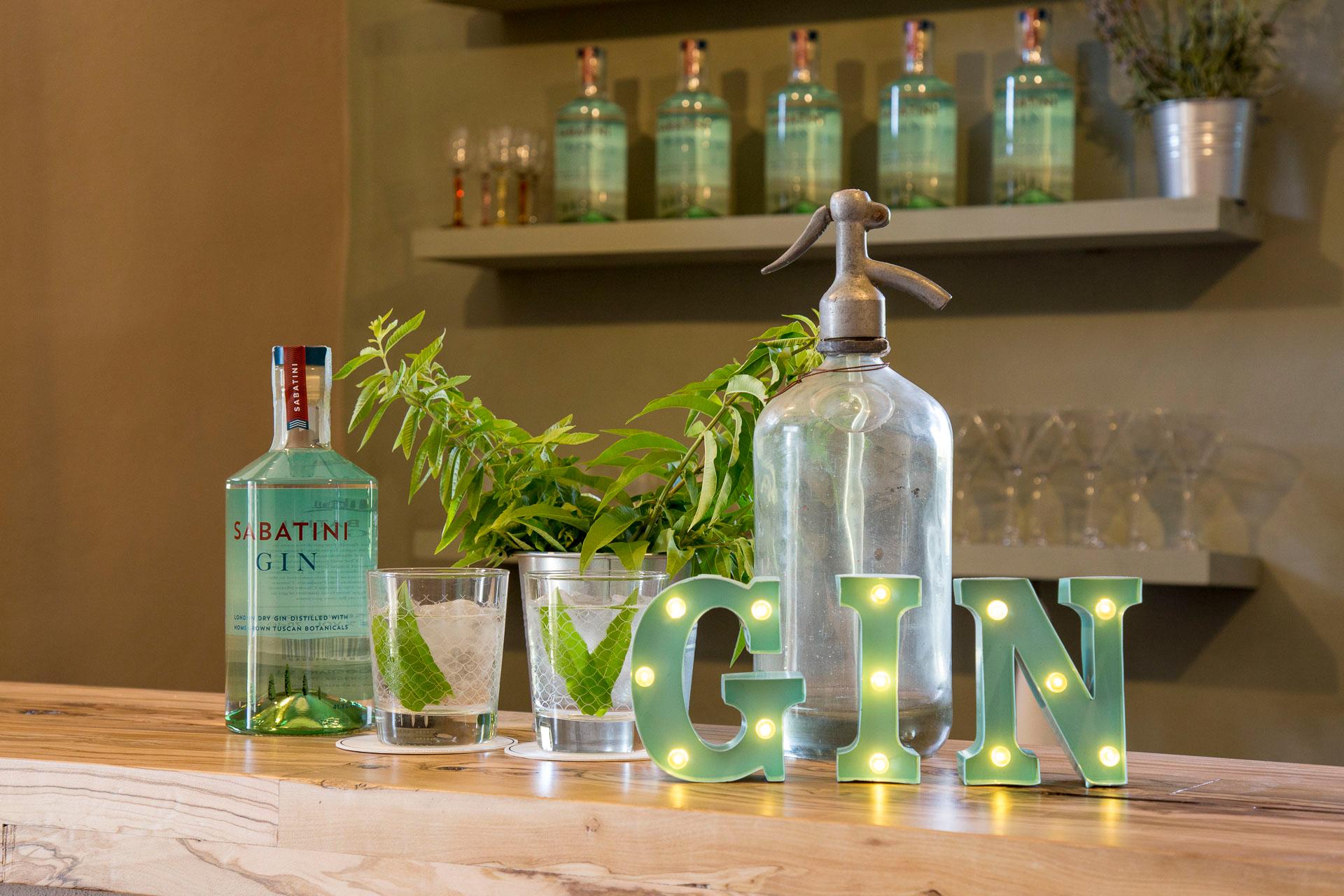 Tutti bartender con il cocktail 'fai-da-te' di SABATINI GIN