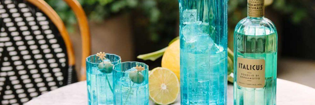 Italicus Cup, come creare un perfect drink nel comfort di casa con il rosolio di bergamotto