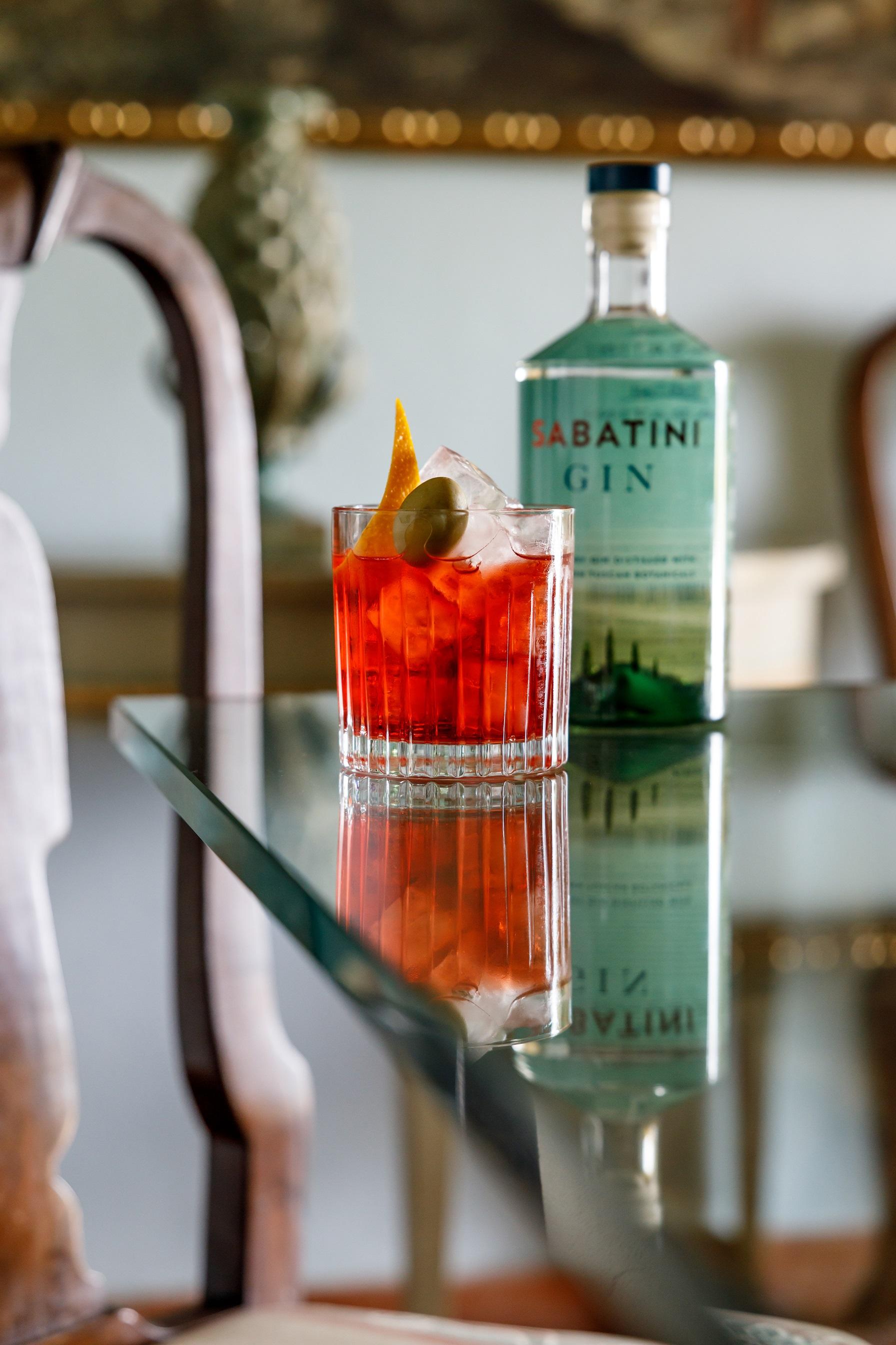 Da Sabatini Gin, il Christmas Negroni