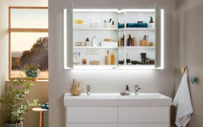 My View Now: il nuovo armadietto a specchio di Villeroy & Boch