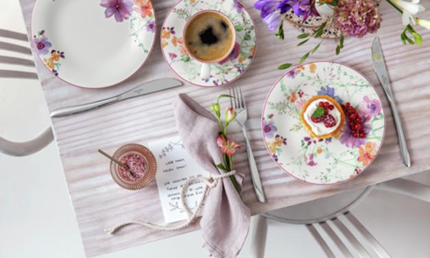 Villeroy & Boch: le idee regalo per la Festa della Mamma