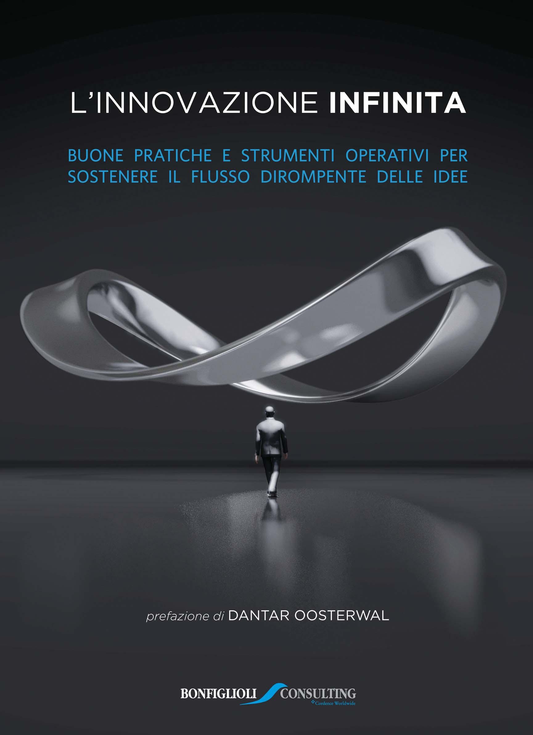 """""""L'INNOVAZIONE INFINITA"""",  il nuovo manuale di Bonfiglioli Consulting"""