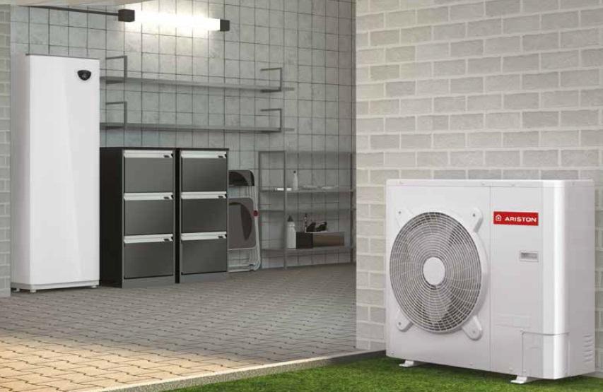 Nimbus di Ariston, la soluzione di ultima generazione per il riscaldamento di casa che trasforma l'aria in calore