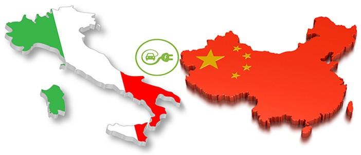 Trasporto elettrico: cresce in Italia e in Cina