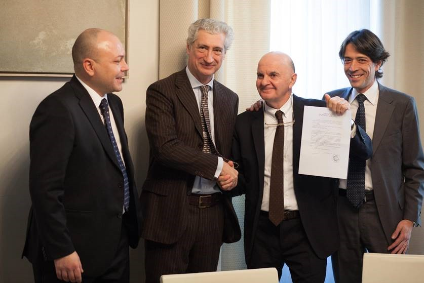 GROB acquisisce l'italiana DMG meccanica, produttrice di macchine e impianti per motori elettrici