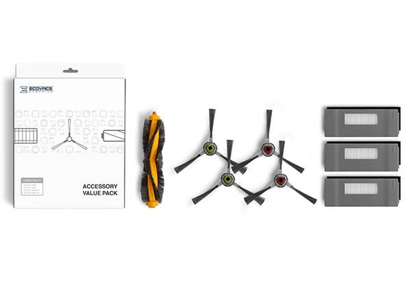 """Arriva """"Accessory Value Pack"""", il kit di Ecovacs Robotics per la cura del proprio Deebot!"""