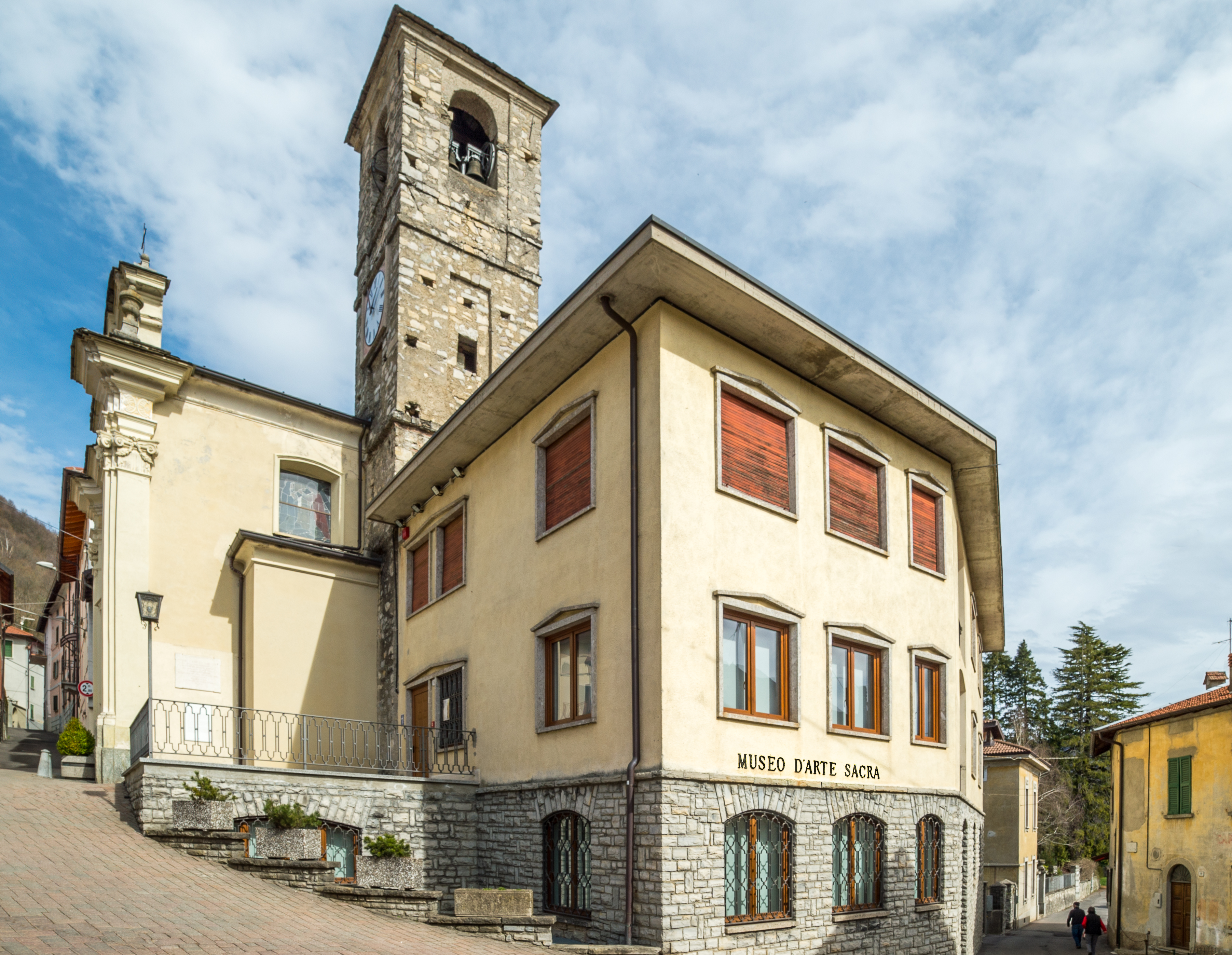 MUSEO D'ARTE SACRA DI SCARIA: TRA ARTE E CULTURA SI È APERTA LA STAGIONE 2018
