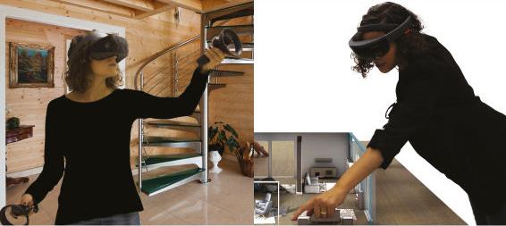 Rubner in Mixed Reality: la soluzione per visualizzare  in modo immersivo i progetti degli edifici in legno