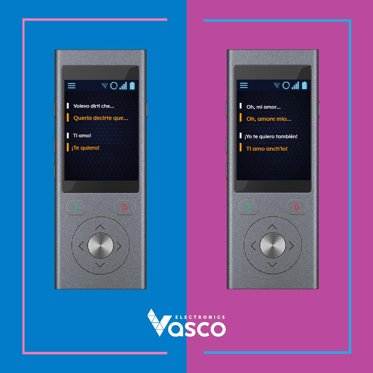 A San Valentino è facile trovare le parole giuste con Vasco Mini 2