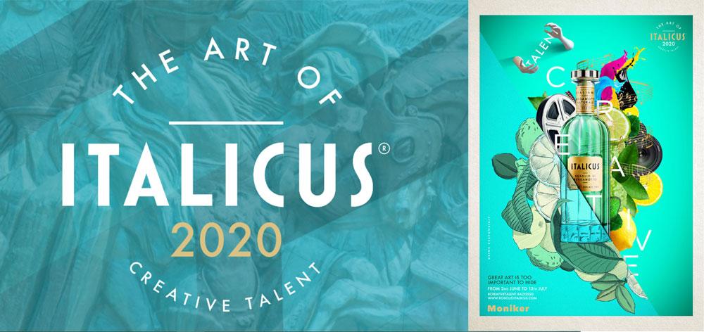 ART OF ITALICUS 2020: le opere da votare