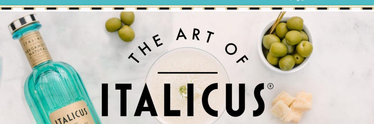 L'Art Of Italicus Aperitivo Challenge 2020