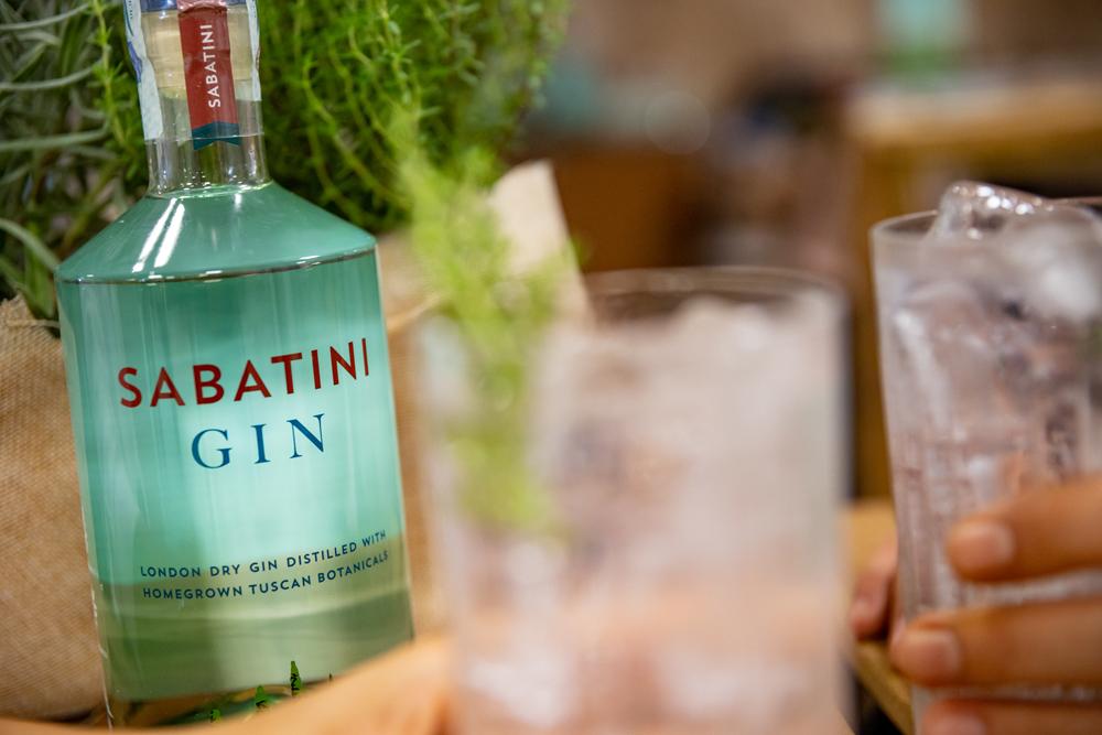 SABA COLLINS il cocktail di primavera fai-da-te