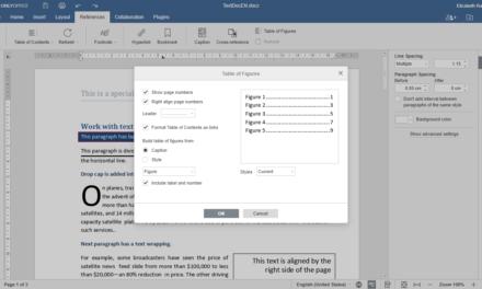 ONLYOFFICE 6.2, nuove feature per convalida dei dati e la firma digitale