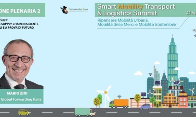 DHL Global Forwarding al Smart Mobility, Transport & Logistics Summit