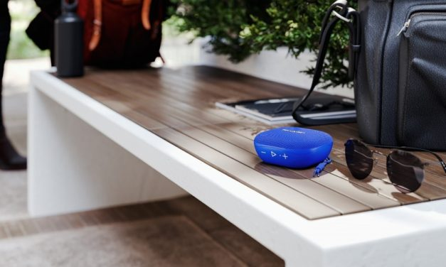 SHARP GX-BT60 – il nuovo bluetooth speaker portatile