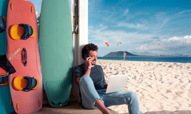 Sei mesi di smart working alle Isole Canarie